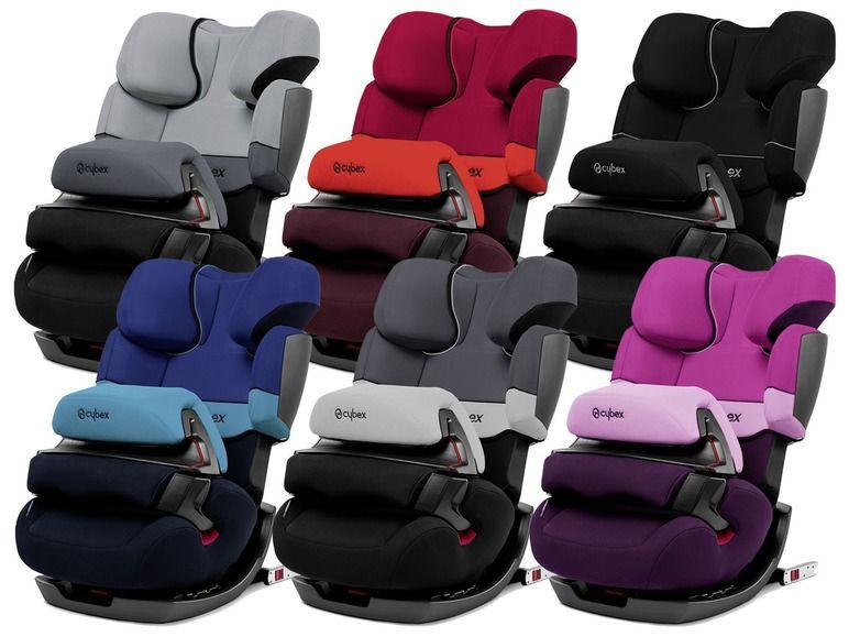 Pallas Fix autostoel, zeer hoge betrouwbaarheid volgens ANWB Isofix compatible