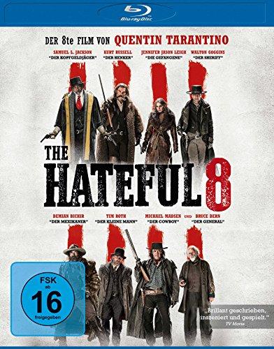 The Hateful 8 [Blu-ray] - Amazon Prime