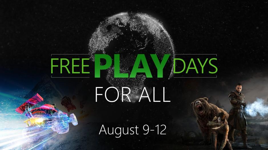 Free Play Days: ONRUSH en The Elder Scrolls Online: Tamriel Unlimited gratis speelbaar @ Xbox