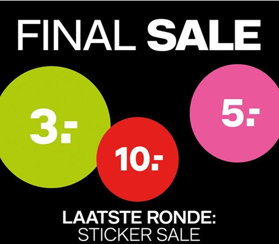 Final sale bij van Haren! Laatste paren €3, €5 of €10!