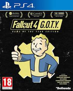 Fallout 4 Game of the Year Edition (PS4) @ Base.com