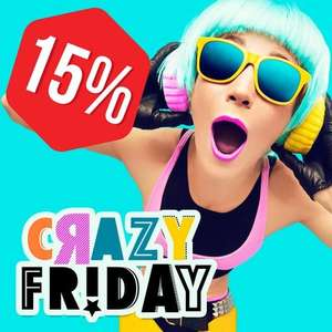 Crazy friday bij Hificorner - tot 15%