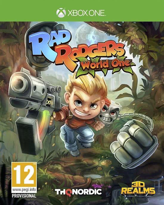 Rad Rodgers: World One (Xbox One) voor €10 @ Media Markt