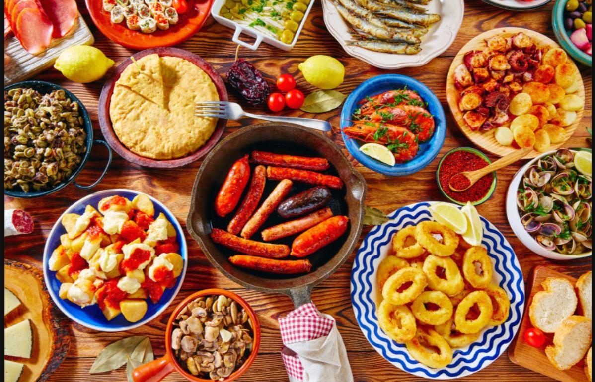 All you can eat tappas in DenHaag van €27,50 voor €12,50