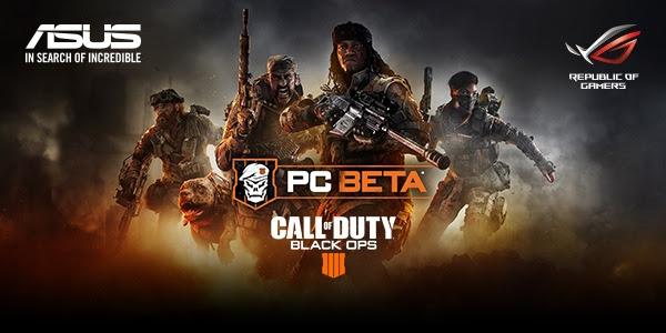 BETA Access voor Call Of Duty Black Ops IIII (4) (PC)