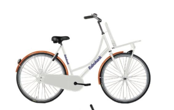 Gratis fiets voor studenten bij Rabobank Almere (lokale deal)