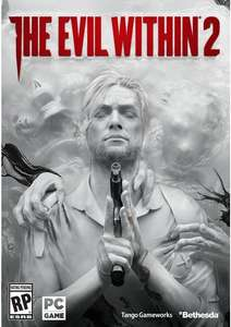 The Evil Within 2 PC (Steam) @CDkeys
