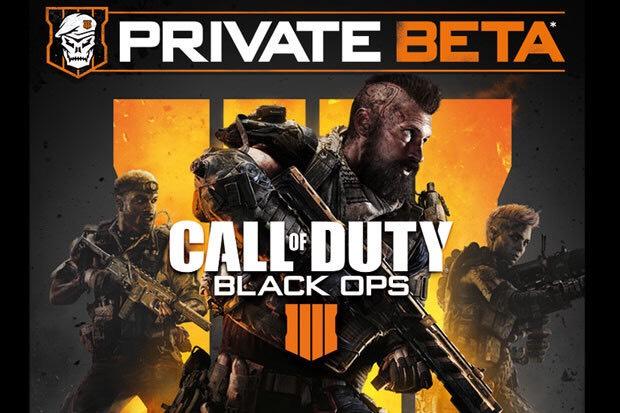 Download de Call of Duty : Black Ops IIII Private Beta zonder te pre orderen. [Playstation 4]