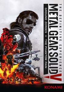 Metal Gear Solid V: The Definitive Experience (PC) @GamesPlanet
