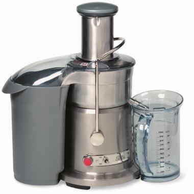 Solis Juice Fountain Pro sapcentrifuge 843