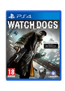 Watch Dogs (PS4) voor € 44,81 @ Base.com
