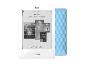 Kobo e-reader Touch (blauw) voor €69,- @ BCC (Weekend Deal)