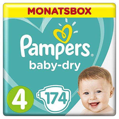 Pampers maandbox met extra korting [Prime] @Amazon.de