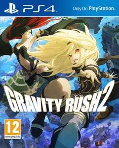 Gravity Rush 2 PS4 -62% @PSN Store