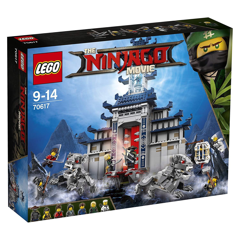LEGO Ninjago Movie 70617 @Amazon.co.uk