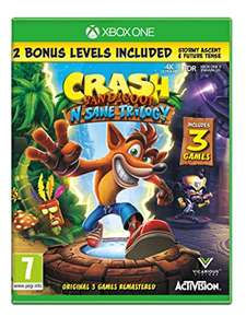 Crash Bandicoot: N. Sane Trilogy Xbox One @Bol.com