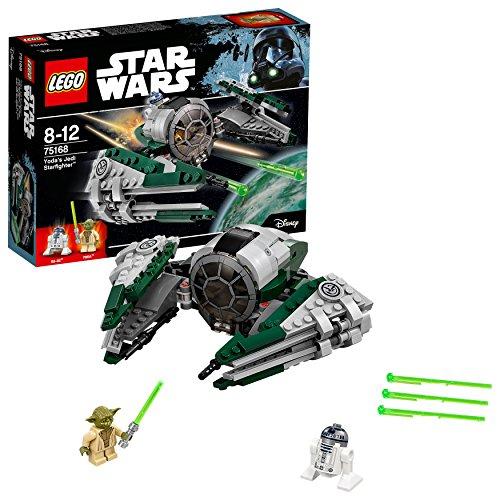 LEGO 75168 Star Wars Yoda's Jedi Starfighter @ Amazon.co.uk