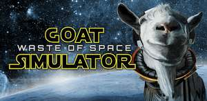 [iOS] Goat Simulator, Waste of Space van €5,49 voor €1,09