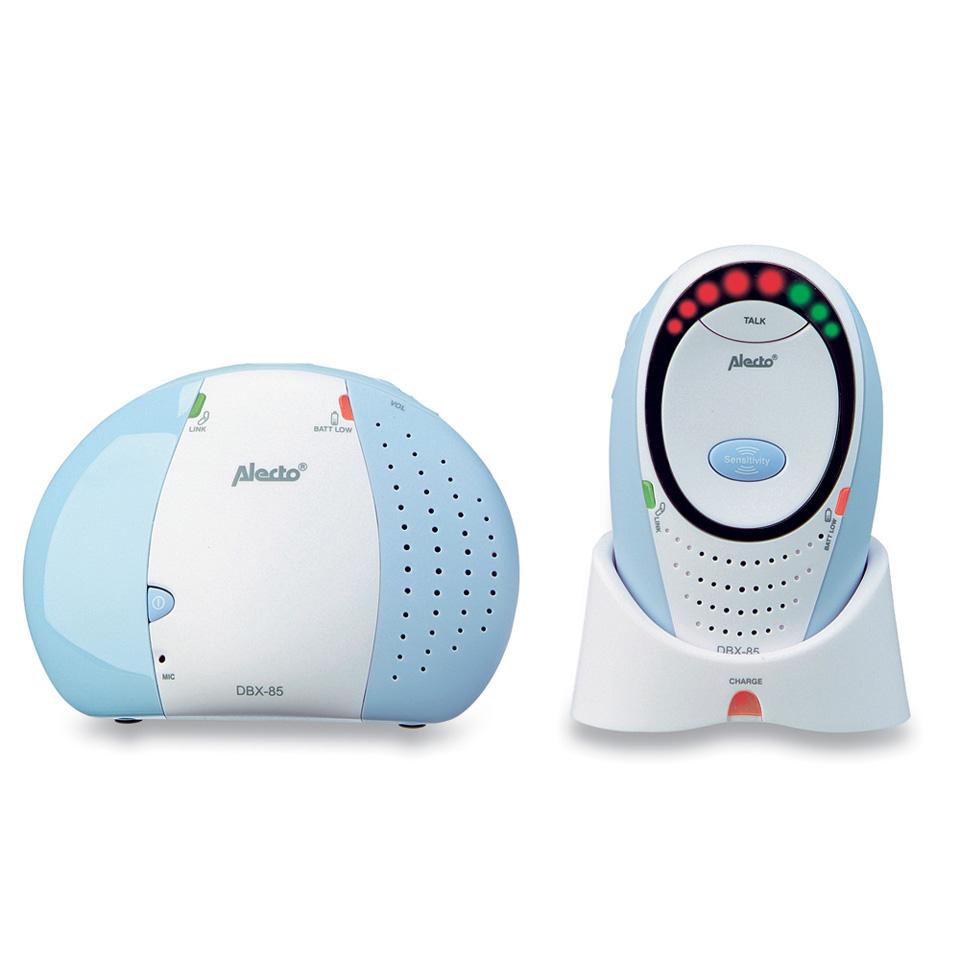 Alecto DBX-85 Babyfoon voor €34,95 @ Blokker