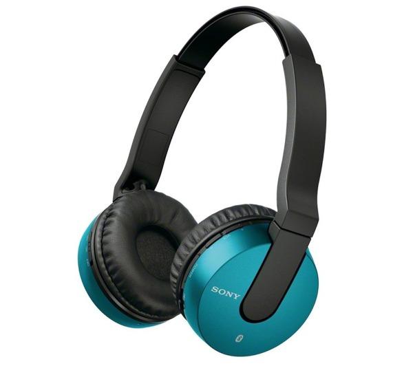 SONY MDR-ZX550BN (blauw) Draadloze koptelefoon voor €66,99 @ Pixmania
