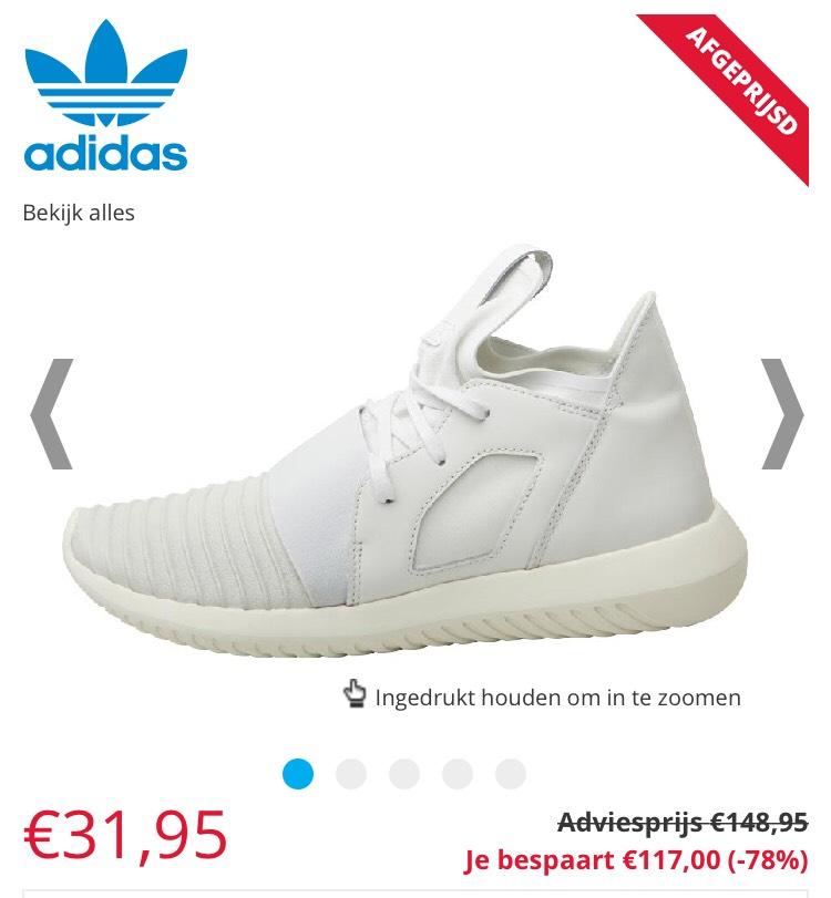 Adidas tubular dames sneakers