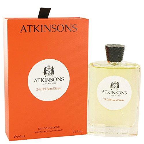 Atkinsons 24 Old Bond Street Eau De Cologne 100ml voor €30,23 @ Amazon.it