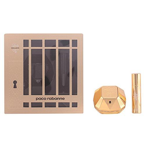 Paco Rabanne Lady Million Giftset (50ml) voor €23,07 @ Amazon.it