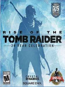 Rise of the Tomb Raider: 20 Year Celebration (Steam/PC)