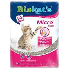 Biokat's microfresh kattenbakvulling @ Amazon.de