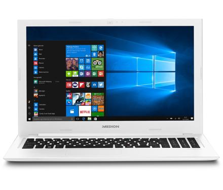Medion laptop Akoya S6421W-I5-1128 Laptop voor €399 @ BCC
