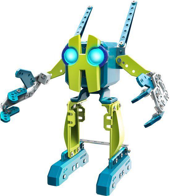 Meccano programmeerbare robot