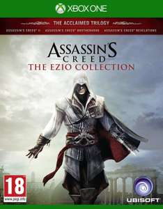 Assassin's Creed: The Ezio Collection Xbox One @ Nedgame