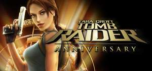 Tomb Raider: Anniversary @ Steam -89%