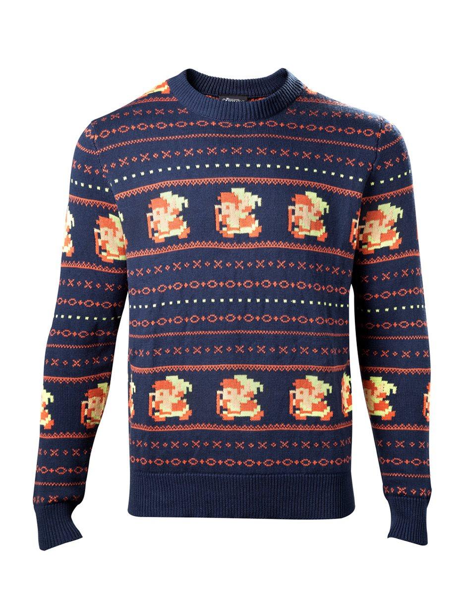Zelda kersttrui / jumper (maat S, L en XL) @ Game Mania