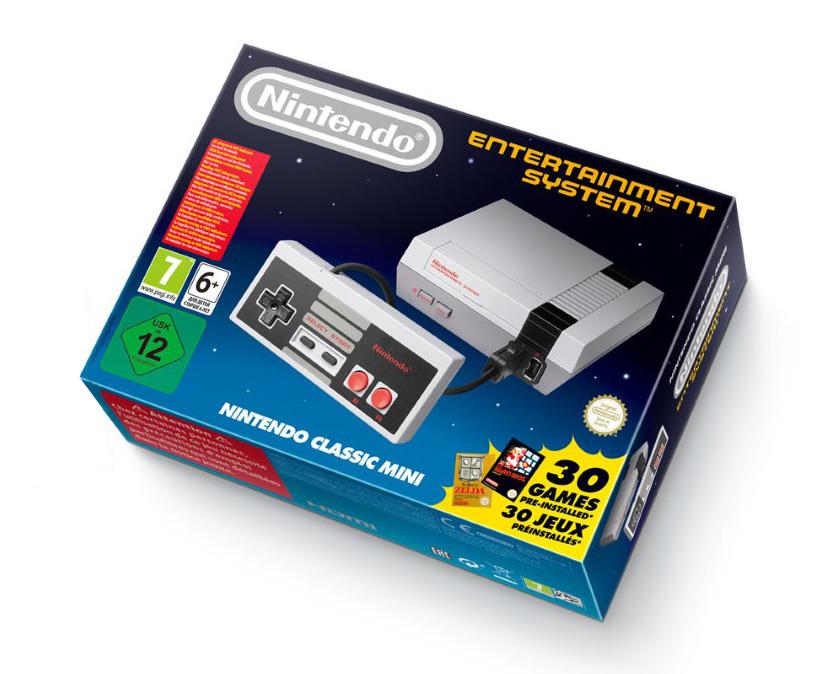 Nintendo Classic Mini: NES (levering 2)