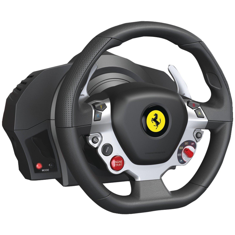 Thrustmaster TX Racestuur Ferrari 458 Italia Edition (Xbox One/PC) voor €216 @ MediaMarkt