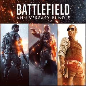 Battlefield™ Anniversary Bundle (PS4) voor €19,99 @ PSN