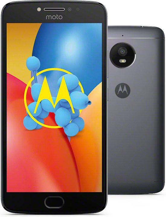Motorola Moto E4 Plus - 16 GB - Grijs & Goud