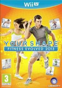 Your Shape: Fitness Evolved 2013 (Wii U) voor € 5 + € 1,88 verzendkosten @ Gameshop Twente