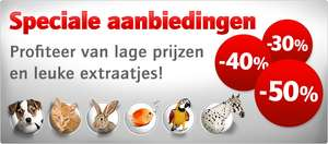 Gratis 200 bonuspunten bij Zooplus.nl