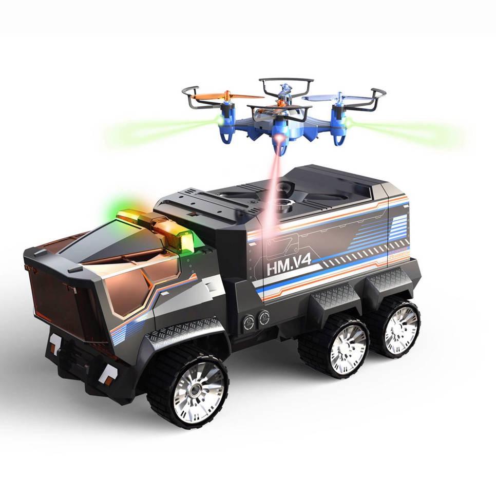 Silverlit Drone Mission van €69,95 voor €29,95 @Wehkamp