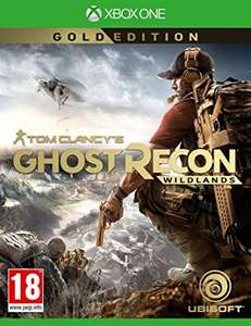Tom Clancy's Ghost Recon: Wildlands Gold Edition Xbox One @ YGZ