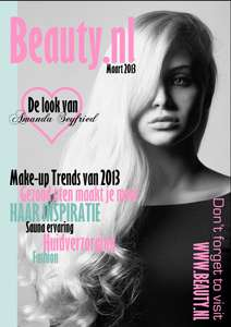 Gratis Beauty magazine