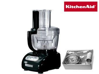 KitchenAid Artisan foodprocessor @ibood