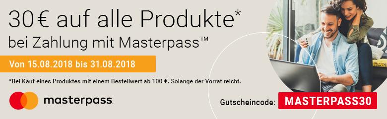 €30 korting vanaf €100 @ Notebooksbilliger.de