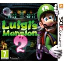Luigi's Mansion 2 (3DS) voor €30,60 @ TheGameCollection
