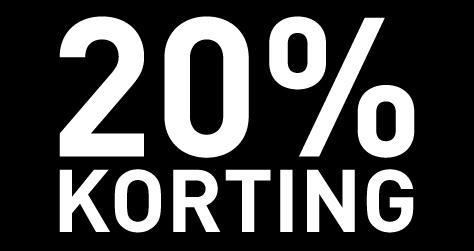 20% korting op tassen en rugzakken @Puma