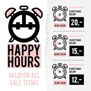 CRAZY SALE HOURS @ Guts & Gusto