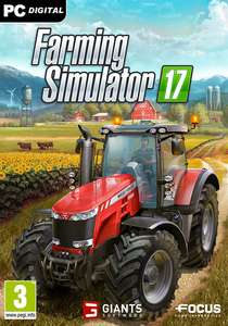 Farming Simulator 17 (MAC OS/Windows)