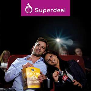 2 Pathé Film E-vouchers via Eurosparen